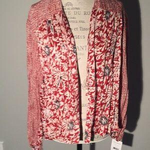 Free People Tops - NWT Free People Kimono-Style Cardigan, Med